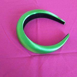 NWOT Vintage Green Headband